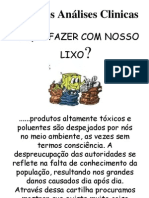 Cartilha Do Lixo[1]