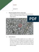 Informe de la Investigación realizada por Angel Aguirre E.