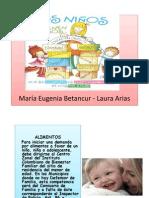 Presentación1 ALIMENTOS
