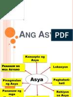 Konsepto Ng Asya (Aralin 1-Grade 7)