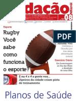 Jornal Redação Maio de 2012