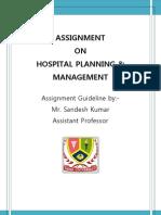 Hospital Managrment Anand