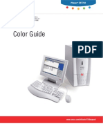 Xerox Color Guide Fiery