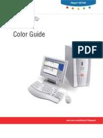 Xerox Color Guide Fiery
