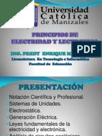 Conceptos de Electricidad 1