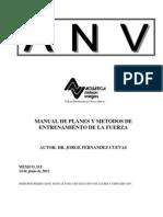 Manual Métodos de Entrenamiento 2012
