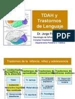 TDAH y Trastornos de Lenguaje
