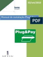 Plug&Pay - Manual de instalação - 100802