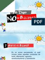 Charla No al Bullying para niños