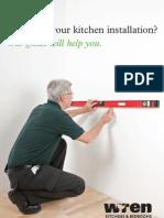 Wren Kitchen Installation Guide