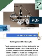 Determ Responsabilidad Administrativa-Presentación