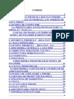 Plan de Afaceri SC RIGA PAN SA