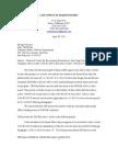 CEP Protest to SDG&E Smart Meter Advice Letter 4.30.12