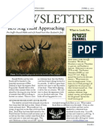 June 2012 Newsletter