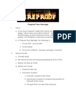 Fireproof Your Marriage - Intro