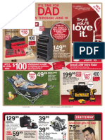 Seright's Ace Hardware It's Time for Dad Sale