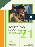 Guia Intervencao Educativa Trissomia 21