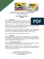 EPPC NCR Health Council Primer
