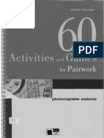 Activities and Games for Pairwork