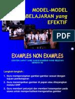 Model Pembelaj