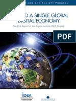 Toward a Single, Global Digital Economy