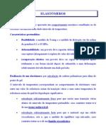 BioMat I 4.0. Elastomeros Generalidades
