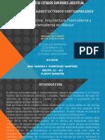 Arquitectura Posmoderna y Supramoderna