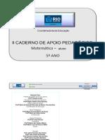5AnoMatAluno2Caderno