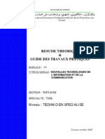 m23 - Nouvelles Technologie de l'Information Et de La Communication Ter - Tssd