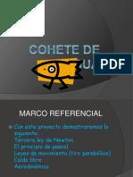 Diapositivas Cohete de Agua