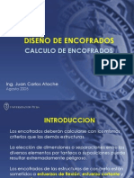 Calculo de Encofrados