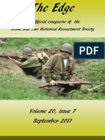 WWII Historical Reenactment Society ~ Sep 2011
