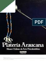 Museo chileno de arte precolombino. Platería araucana. (1983)