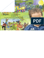Niños y niñas de los pueblos indigenas de Chile e inmigrantes. Bryan, un niño del pueblo rom en Quillota