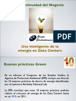 Green It - como crear un datacenter verde