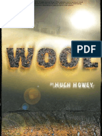 Author Q&A - Hugh Howey, author of Wool