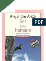 Alejandro Ariza Libro Ser Mas Humano