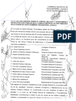 Acta Circunstanciada CSA OAX Dtto 05