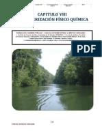 Caracterización Físico Química del Sector Occidental de la Bahía de Jiquilisco