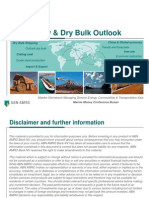 Commodity and Dry Bulk Outlook