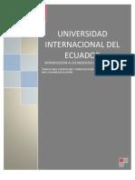 Trabajo Final de Introduccion a los Negocios Internacionales