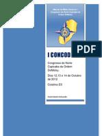 Manual de Midia Visual do I CONCOD