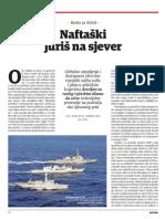 Rat za naftu na Arktiku, NCL 865