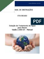 Manual ETA 2000