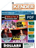 Indian Weekender #78