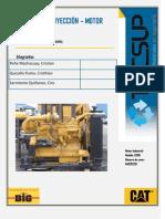 Informe de Combustible Motor 3306