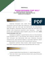 Proposal Bubar FISIP 2011