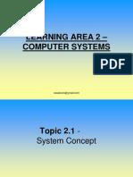LA2 Computer System Powerpoint