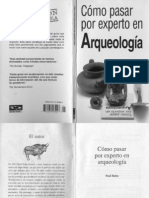 Como Pasar Por Experto en Arqlgia