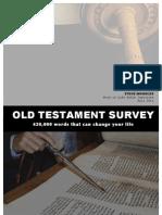 OT Survey Syllabus